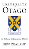 University of Otago logo.